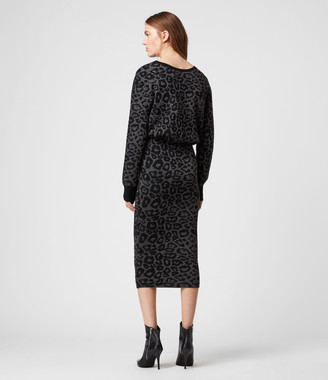 AllSaints Roxanne Dress