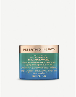 Peter Thomas Roth Hungarian Thermal Water Mineral-Rich Atomic Heat Mask 150ml