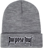 Justin Bieber Purpose Tour beanie