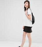 Mama Licious Mama.licious Mamalicious Woven Pencil Skirt