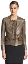Valentino Women's Leather Jacket