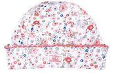 Petit Bateau Floral Print Hat