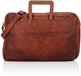 Campomaggi Men's Retractable-Handle Briefcase