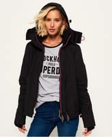 Superdry Pop Zip Hooded Arctic SD-Windcheater