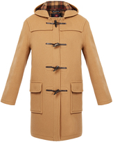 Gloverall Tan Classic Duffle Coat