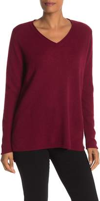 Magaschoni M V-neck Oversized Cashmere Sweater