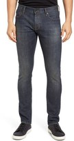 John Varvatos Men's Bowery Fit Slim Straight Leg Jeans