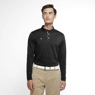 Nike Men's Long-Sleeve Golf Polo Dri-FIT Player
