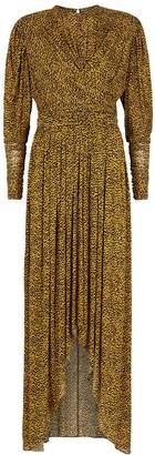 Isabel Marant Jucienne Printed Stretch-jersey Dress