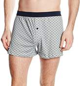 HUBER Men's Jerseyboxer Selection Hr. Boxer Shorts Boxer Shorts - multi-coloured -
