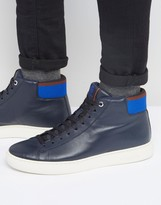 Paul Smith Shima Hi Top Sneakers