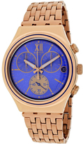 Swatch Blue Win Collection YCG409G Men's Analog Watch
