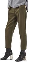 Topshop Women's Grommet Detail Peg Trousers