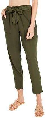 O'Neill Layover Pants (Dark Olive) Women's Clothing