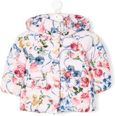 MonnaLisa padded coat - kids - Polyester - 12 mth