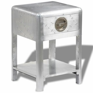 Williston Forge Diana End Table with Storage
