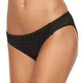 Apt. 9 Women's Crochet Scoop Bikini Bottoms