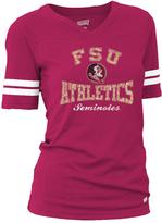 Soffe Florida State Seminoles Football Tee - Women