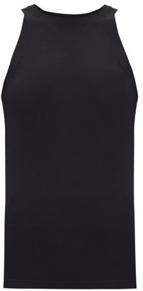 Vaara River Bamboo-blend Jersey Tank Top - Black