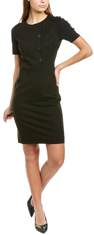 Elie Tahari Tarina Sheath Dress