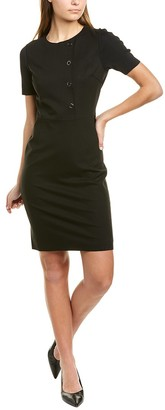 Elie Tahari Tarina Sheath Dress