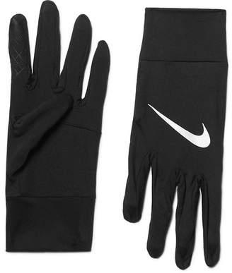 Nike Element Dri-Fit Stretch-Jersey Gloves