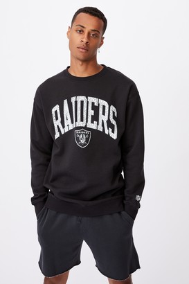 Cotton On Active Nfl Oversized Crew Fleece