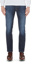 Brunello Cucinelli Selvedge Slim-fit Tapered Jeans