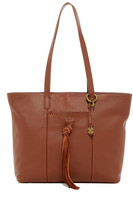 Lucky Brand Carmen Leather Tote