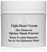 Elizabeth Arden Eight Hour Cream Skin Protectant Nighttime Miracle Moisturizer, 0.25 oz.