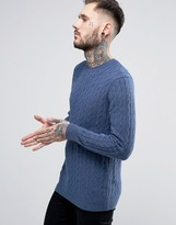 Barbour Blanchland Jumper Cable Knit