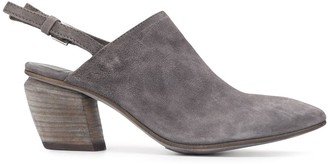 Officine Creative Severine chunky-heel pumps