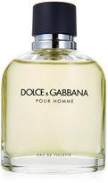 Dolce & Gabbana Pour Homme Eau De Toilette 4.2 oz. Spray