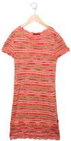 Missoni Girls' Striped Knit Dress