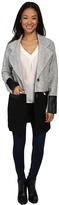 Fate Long Color Block Blazer