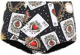 Dolce & Gabbana High-waisted bikini bottoms