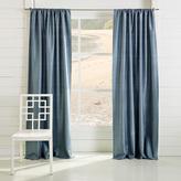 Silk Dupioni Window Panel
