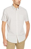 Van Heusen Men's Short-Sleeve Luxe Touch Shirt