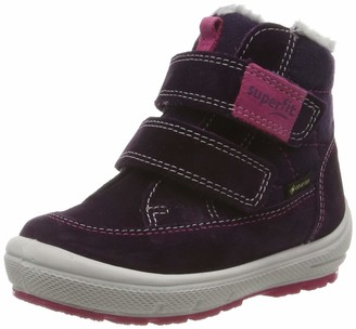 Superfit Girls Groovy Snow Boots