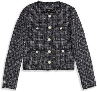 Ted Baker Klaudi Boucle Jacket
