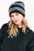 Urban Outfitters Slouchy Fuzz Ribbed Beanie