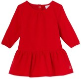 Petit Bateau Baby girls corduroy dress