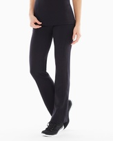 Soma Intimates Bootcut Pants Black
