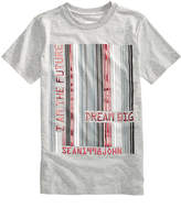 Sean John Graphic-Print We Are One T-Shirt, Big Boys