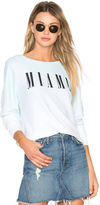 Wildfox Couture Miami Top