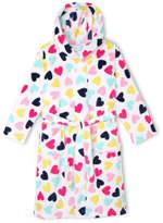 NEW Milkshake Snowdrop Multi Hearts Gown Cream