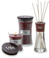 Bed Bath & Beyond WoodWick® Redwood 22-Ounce Jar Candle