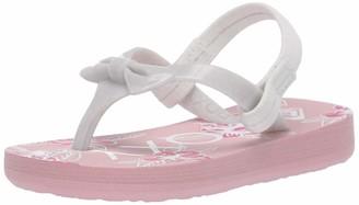 Roxy Girls' TW Fifi Flip Flop Sandals