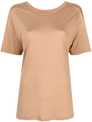 Base Range crew-neck bamboo T-shirt