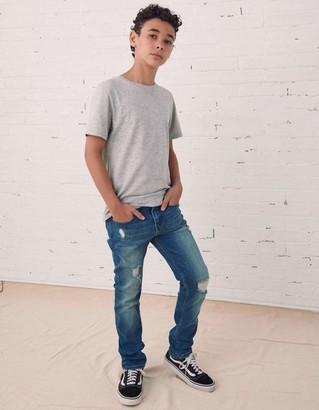 RSQ Tokyo Super Skinny Ripped Boys Medium Vintage Jeans